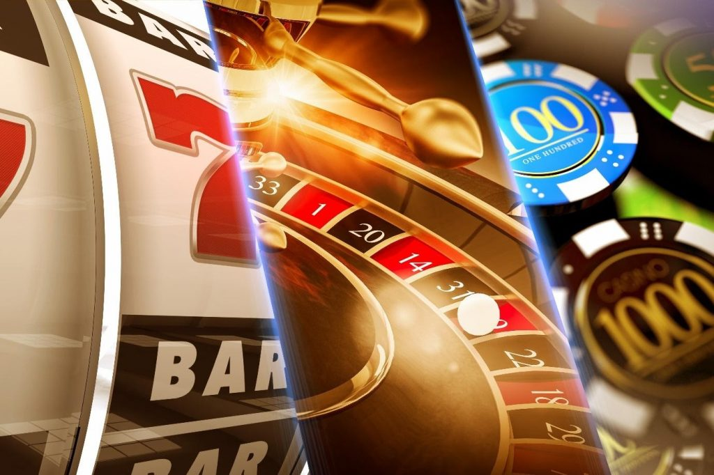 all casino games online